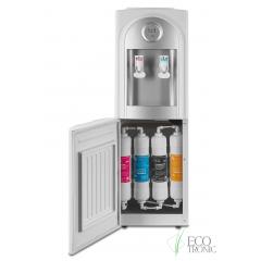 Автомат питьевой Ecotronic C21-U4LE white-silver